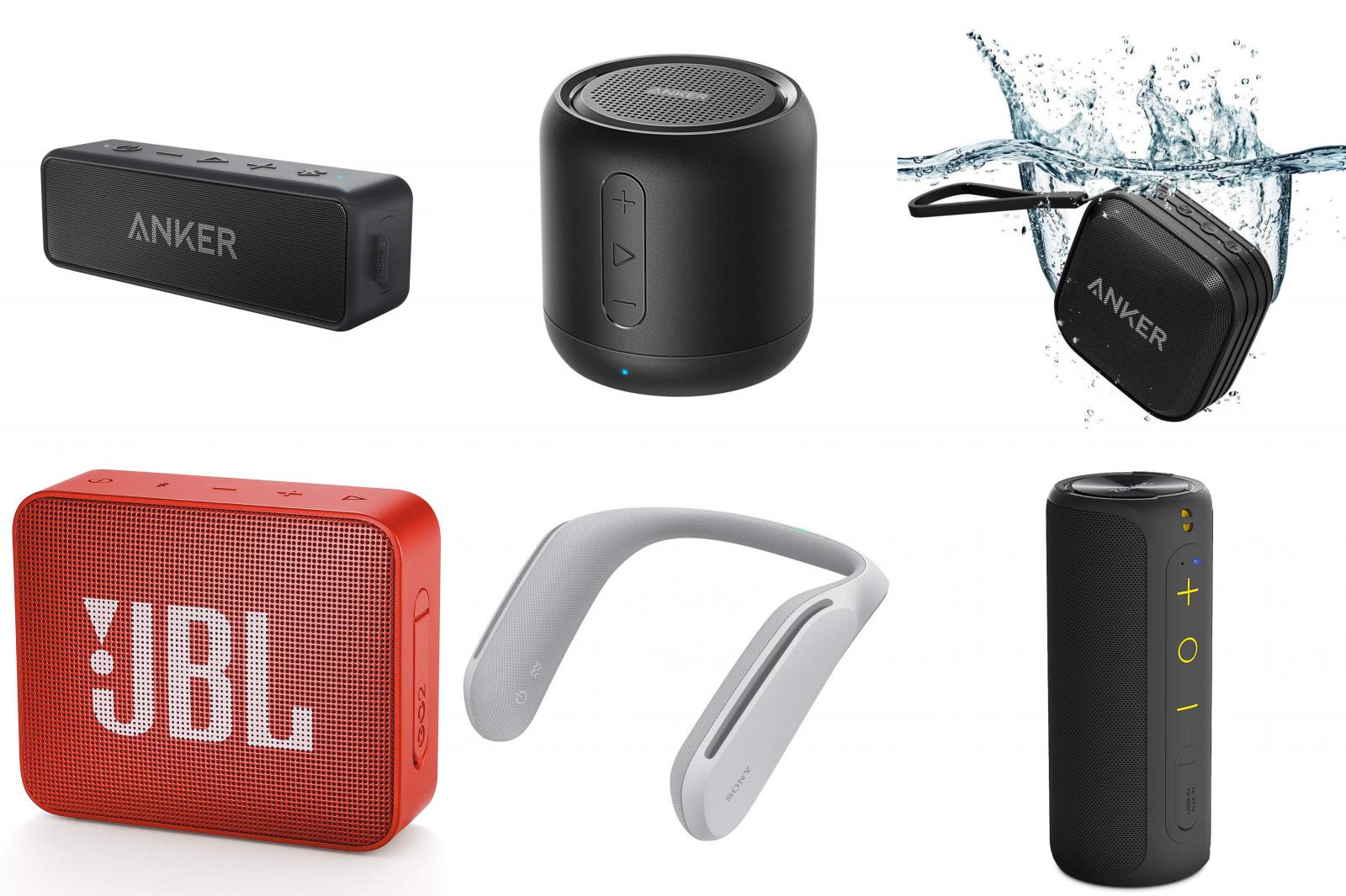 2018年「Bluetoothスピーカー」おすすめ10選まとめてみました!